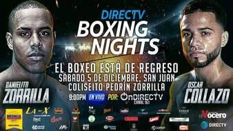 Zorrilla vs Puente Weights From San Juan, Puerto Rico | boxen247.com