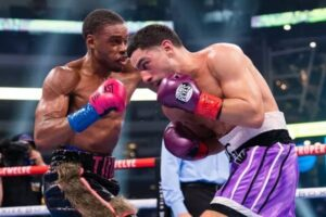 Spence Jr. vs Garcia Fight Results, Pictures & Quotes | boxen247.com