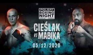 Cieslak Defeats Mabika & Runowski Defeats Syrowatka in Poland   MobleBoxing.com