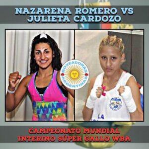 Romero Defeats Cardozo & Boxing Results Argentina | boxen247.com