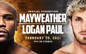 Floyd Mayweather vs Logan Paul February 20th 2021 | boxen247.com