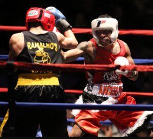 Ryan Roachs Fighter Locker Signs Boston Featherweight Troy Anderson Jr | boxen247.com
