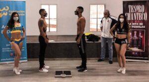 Lopez & Benitez Make Weight - Fight Card Weights From Tijuana | boxen247.com