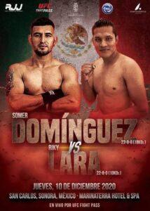 Dominguez Defeats Lara & Boxing Results From Mexico (RJJ Boxing) | boxen247.com
