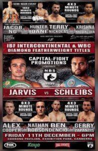 Brock Jarvis defeats Mark Schleibs For IBF Pan Pacific Title in Australia | boxen247.com