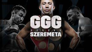 John Ryder, Ali Akhmedov Added as Golovkin vs. Szeremeta is Finalised   boxen247.com