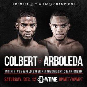 Chris Colbert Defeats Jaime Arboleda & Results From Mohegan Sun   boxen247.com