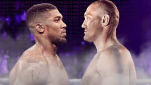 "Eddie Hearn: ""Let's Just Drop All the Belts' (Joshua & Fury) | boxen247.com"