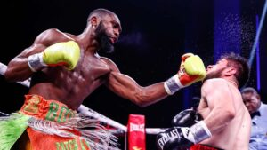 """Jaron """"Boots"""" Ennis: """"I Just Want to Fight the World Champions"""" 