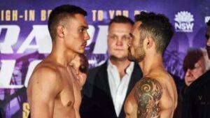 Tim Tszyu Knocks Out Bowyn Morgan & Boxing Results From Australia | boxen247.com