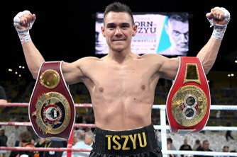 """Tim Tszyu: """"I Want The Mexicans, The Americans, The Top-Level Boys"""" 