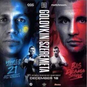 Gennadiy Golovkin Defeats Kamil Szeremeta & Results From Hollywood | boxen247.com