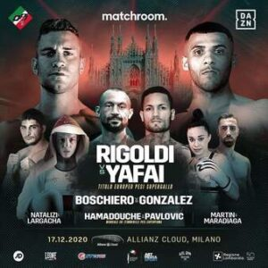 Gamal Yafai Defeats Luca Rigoldi For European Title & Results From Italy   boxen247.com