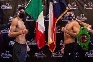 "40-0 Gilberto ""Zurdo"" Ramirez Returns on ""Battle of Rio Grande"" Tonight | boxen247.com"