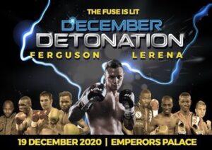 Keven Lerena DefeatsPatrick Ferguson & Results From South Africa | boxen247.com