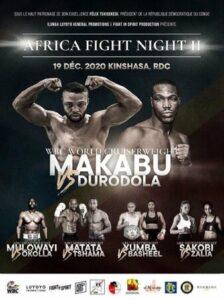 Ilunga Makabu Defeats Olenrewaju Duradola in Republic of Congo | boxen247.com