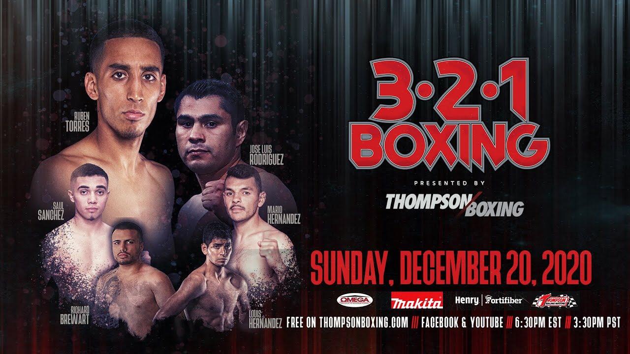Ruben Torres Defeats Jose Luis Rodriguez & Results From California | boxen247.com