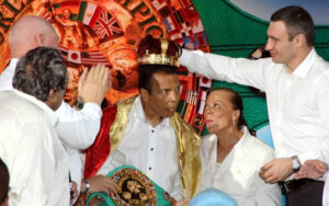 """WBC Crowned Ali as the """"King of Boxing"""" 