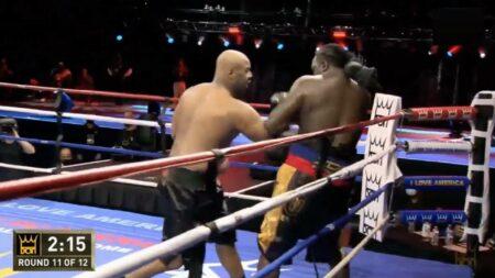 Trevor Bryan Defeats Bermane Stiverne For WBA Heavyweight Title | Boxen247.com