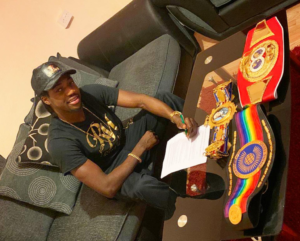 Akeem Ennis Brown Extends Contract With MTK Global   Boxen247.com