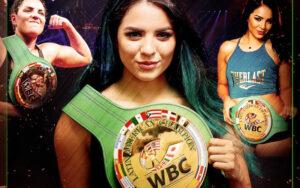 "Diana ""Bonita"" Fernández Targets WBC Super Flyweight Belt   Boxen247.com"
