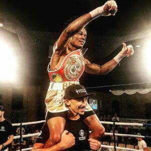 Tarimo Puts Hand Up For Impatient Xu Can With No Date For Warrington | Boxen247.com
