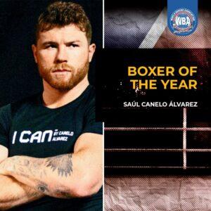 WBA Awards Canelo as Boxer of the Year 2020 | Boxen247.com
