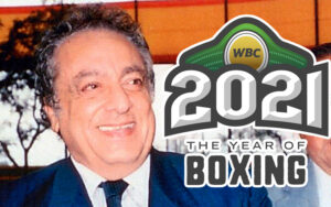 Twenty Years Ago José Sulaimán Entered the Hall of Fame | Boxen247.com