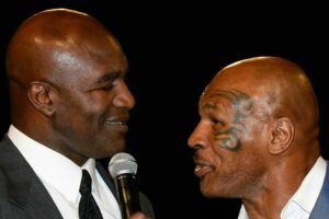 Evander Holyfield & Mike Tyson Still in Negotiations For Trilogy Fight | Boxen247.com