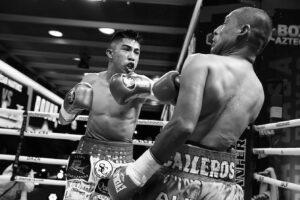 Julio Cesar Martinez Faces McWilliams Arroyo on Canelo Undercard | Boxen247.com