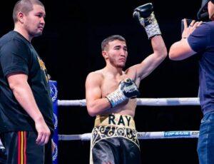 Undefeated Ray Seitzhanov Earns KO Win in Almaty, Kazakhstan   Boxen247.com