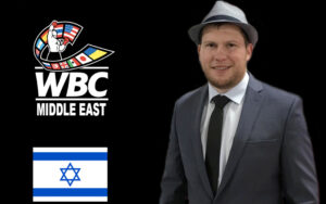 Dmitriy Salita, Appointed WBC Representative to Israel   Boxen247.com