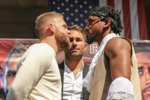 Billy Joe Saunders: I Want Andrade In February, Then Canelo in May!   Boxen247.com