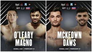 Rising Stars Added to the MTK Dubai Fight Series | Boxen247.com