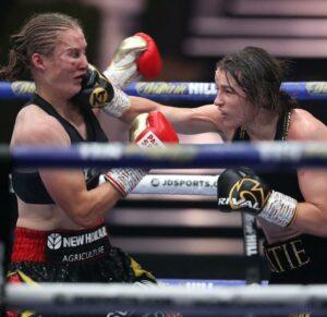 Female Boxing Shone in 2020 | Boxen247.com