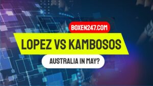 Teofimo Lopez & George Kambosos to Happen Possibly in May | Boxen247.com