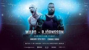 "Steven Ward vs. Hafthor ""The Mountain"" Bjornsson Heads to Dubai   Boxen247.com"