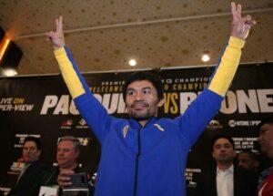 WBA Designates Manny Pacquiao as Champion in Recess | Boxen247.com