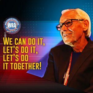 Gilberto Mendoza, WBA President Emeritus, Propelled Important Changes | Boxen247.com
