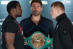 Dillian Whyte vs. Alexander Povetkin Venue Likely NOT to be in the UK | Boxen247.com