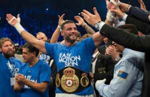 """Mahmoud Charr Named """"Champion in Recess"""" With The WBA 
