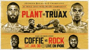 Caleb Plant Defeats Caleb Truax & Fight Card Results From Los Angeles | Boxen247.com