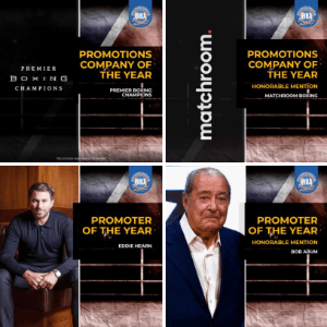 WBA Names Promoter & Promotions Company of The Year 2020 | Boxen247.com