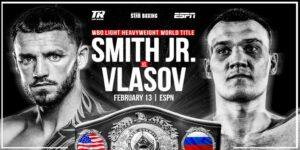 Joe Smith Jr. vs. Maxim Vlasov WBO World Title Bout Off | Boxen247.com