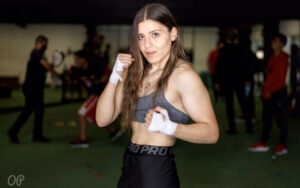 """Yamileth """"Yeimi"""" Mercado Ready for First Defense of Her World Title   Boxen247.com"""