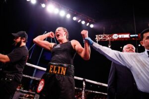 Elin Cederroos - From Soccer Player to World Boxing Champion | Boxen247.com