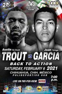 "Austin ""No Doubt"" Trout Wins Bout in Chihuahua, Mexico | Boxen247.com"