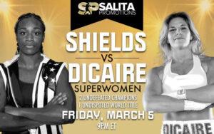 Claressa Shields vs. Marie-Eve DiCaire Advancing Female Boxing | Boxen247.com