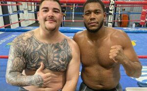 Andy Ruiz Shows Physical Transformation & Awaits His Return to the Ring | Boxen247.com
