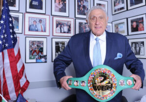 Jimmy Burchfield's Honored With Belt For 'Relentless Will' in Boxing   Boxen247.com